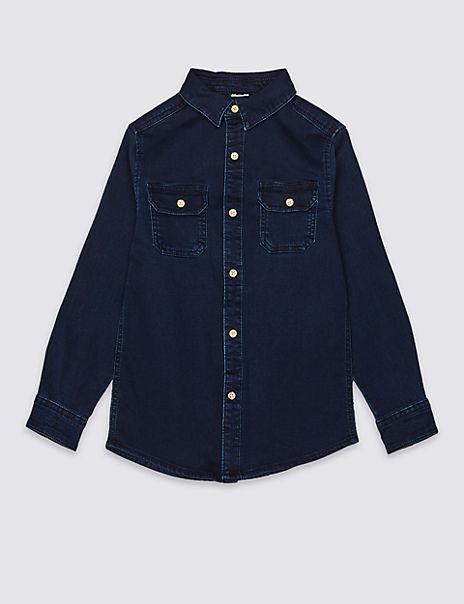 Easy Dressing Shirt (3-16 Years)