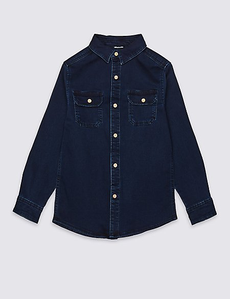 Easy Dressing Shirt (3-16 Years)