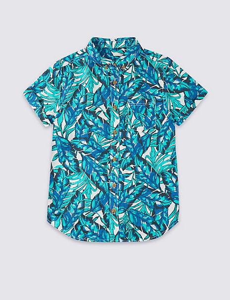 Printed Shirt (3-16 Years)