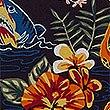 Ocean Print Design Shirt (3-16 Years), NAVY MIX, swatch