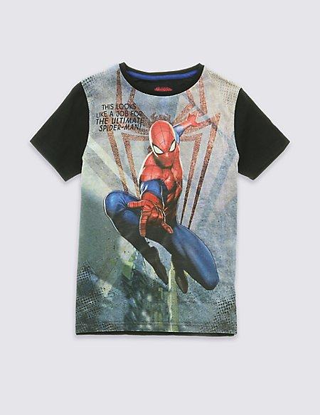 Spider-Man™ Short Sleeve T-Shirt (5-14 Years)