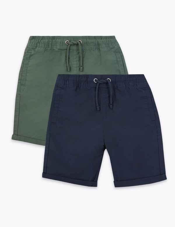Baby Boys Trouser Next Navy Age 1 6 9 months Cotton Jersey Lined New