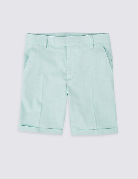 Mint Shorts (3-16 Years)