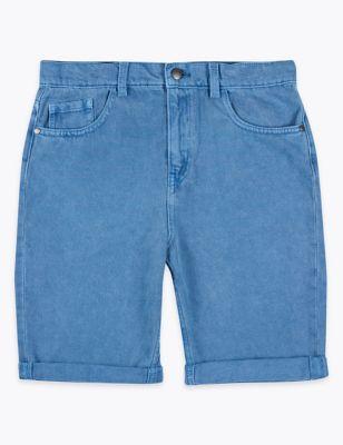 Denim Shorts (6-16 Yrs)