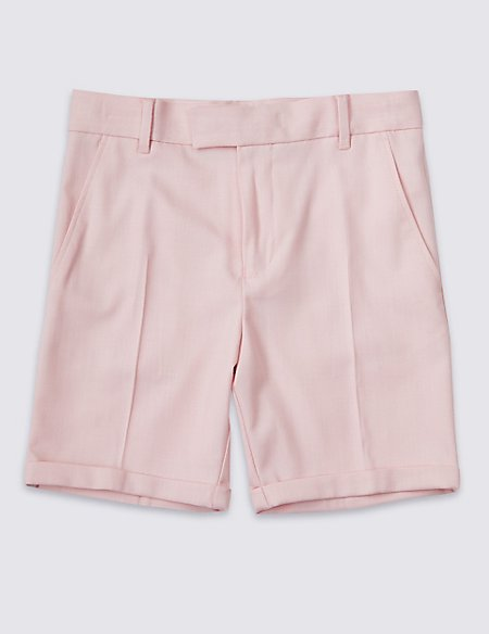 Pink Shorts (3-16 Years)
