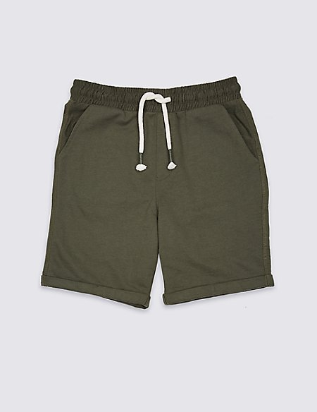 Cotton Rich Shorts (3-16 Years)