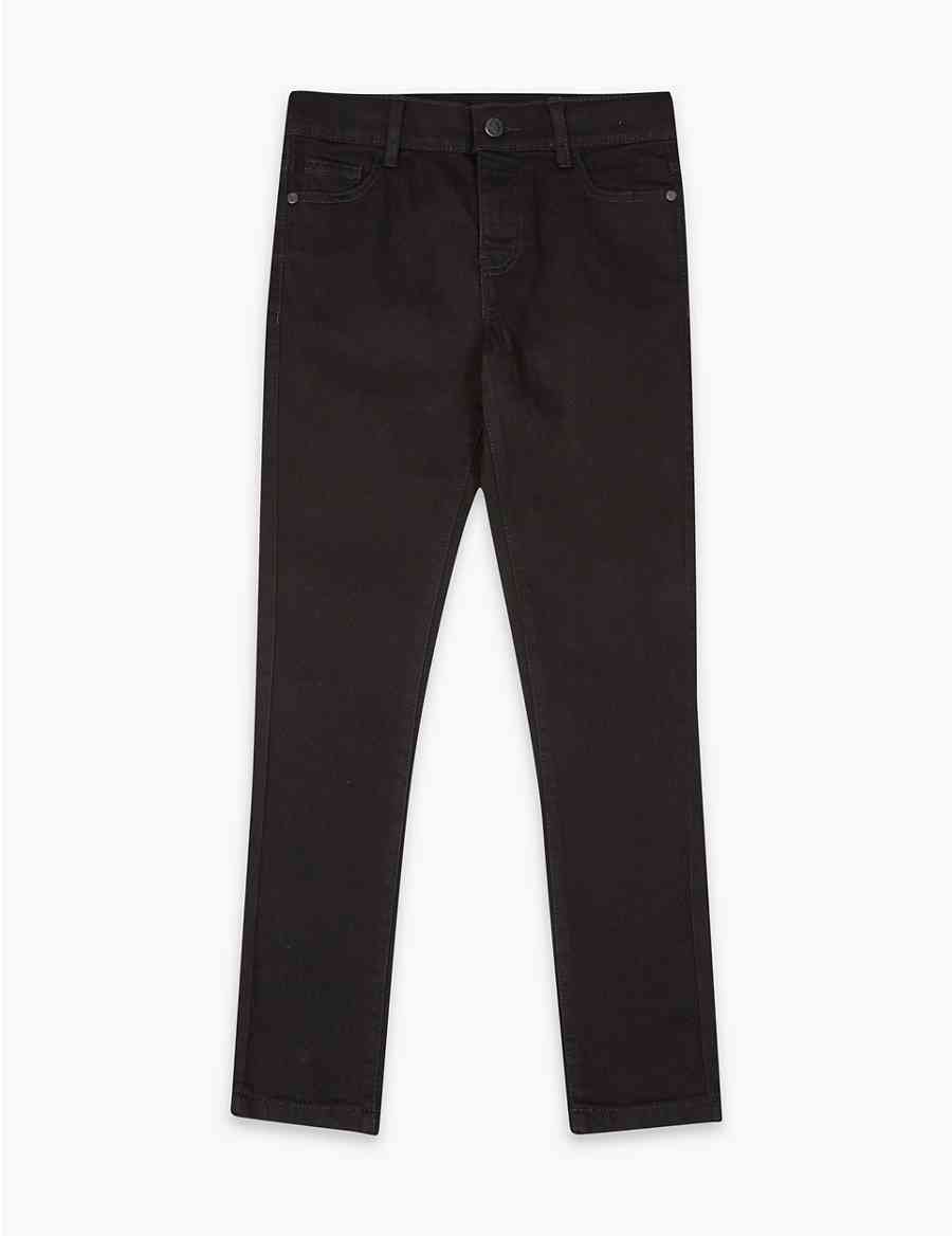 89d537627bb Cotton Rich Skinny Fit Jeans (3-16 Years)