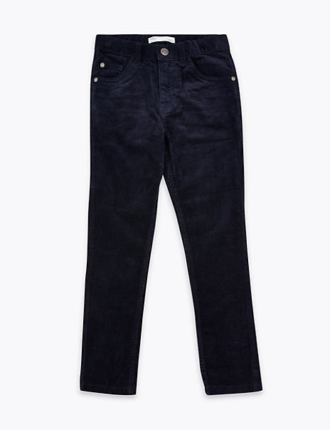 Cord Trousers (3-16 Years)