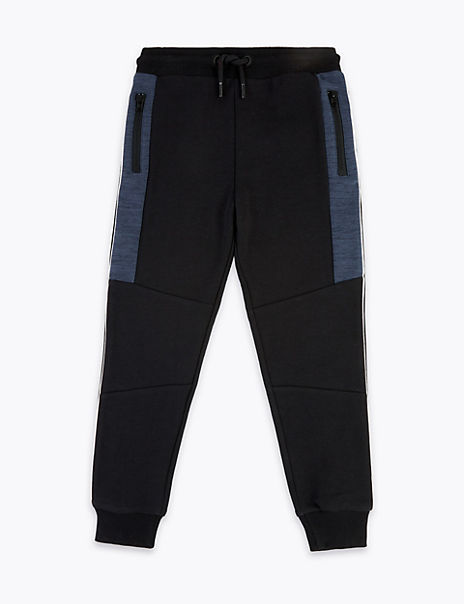 Panel Detail Joggers (3-16 Years)