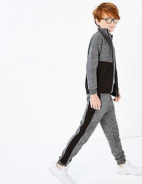 dddf5700d42c Pantalón deportivo con cordón ajustable (3-16 años)