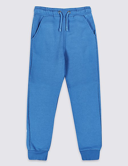 Cotton Rich Joggers (3-16 Years)