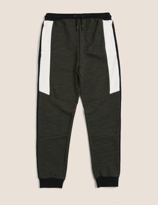Slim Cotton Joggers (6-16 Yrs)