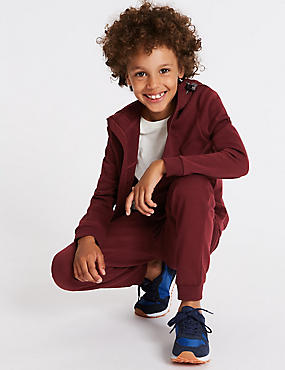 Cotton Rich Sports Joggers (3-16 Years)