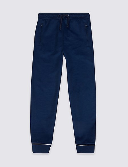 Cotton Rich Joggers (3 Months - 16 Years)