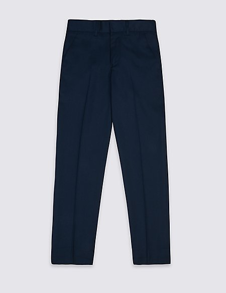 Tailored Fit Trousers (3-14 Years)