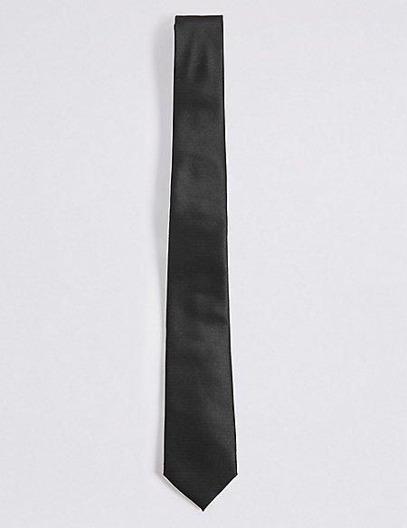 Textured Tie (5-14 Years)