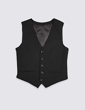 Waistcoat with Stretch (3-16 Years)