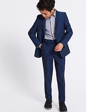 Regular Fit Trousers (3-16 Years)