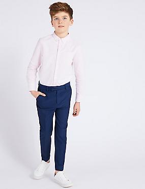 150d94b77 Pantalón de traje azul (3-16 nbsp ...
