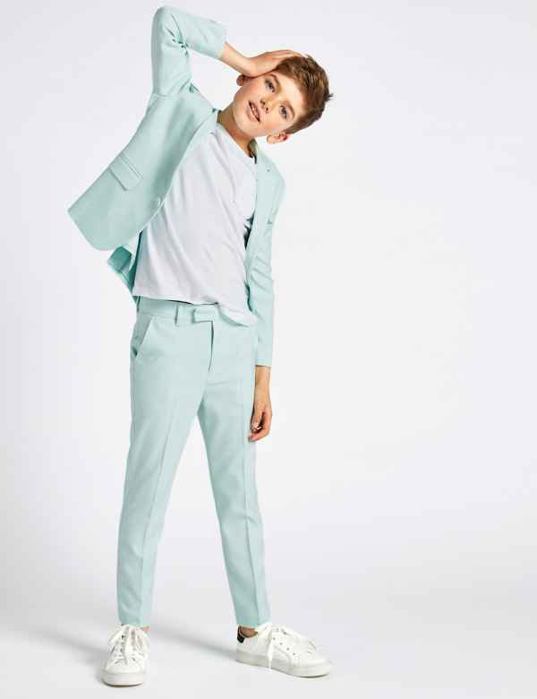 3a312380d581 Suit Trousers (3-16 Years)