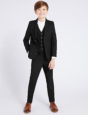 28bf7c0b54dd1 Pantalon de costume noir (du 3 au 16 nbsp ...