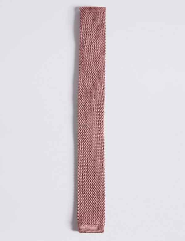 af90b198011f Knitted Tie (5-14 Years)