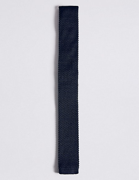 Knitted Tie (5-14 Years)