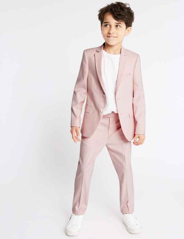 0dd47754340b Suit Trousers (3-16 Years)