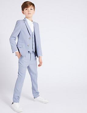 87c2562edc Textured Suit Jacket (3-16 Years)