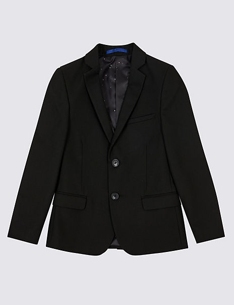 Black Suit Jacket (3-10 Years)