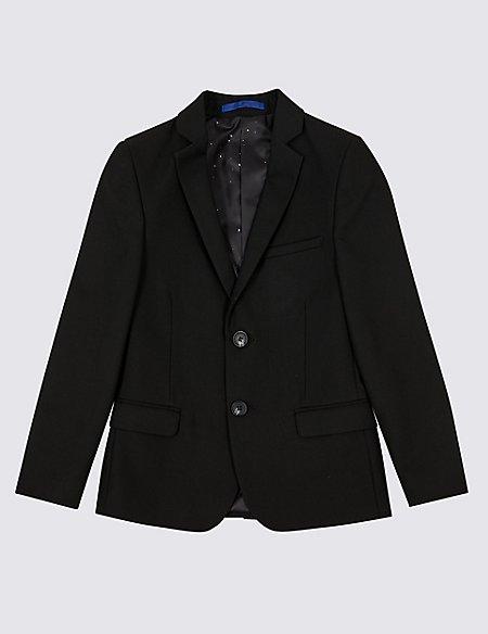 Black Suit Jacket (3-10 Years)