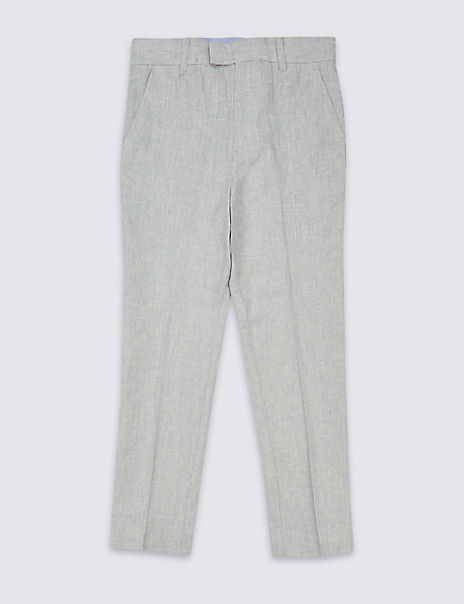 Suit Trousers (3-16 Years)