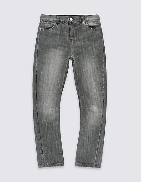 Adjustable Waist Oleg Jeans (3-14 Years)