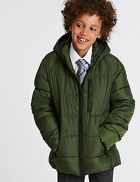 Padded Coat (3-16 Years)
