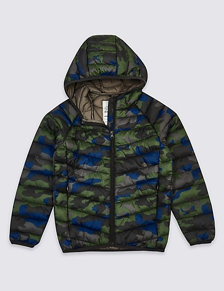 Light Weight Camouflage Coat (3-16 Years)