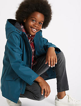 Fisherman Jacket (3-14 Years)