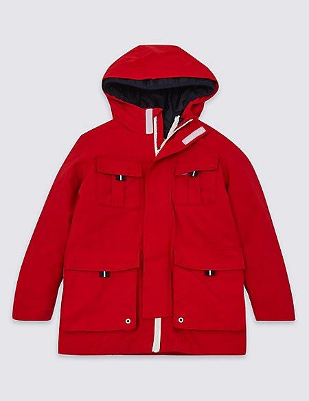 3 in 1 Hooded Coat (3-16 Years)