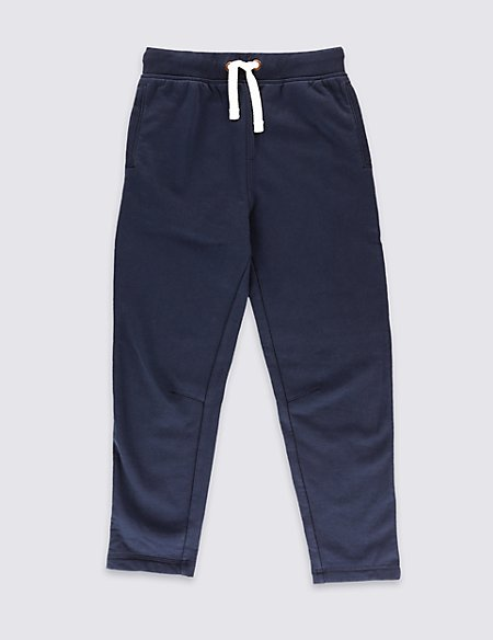 Cotton Rich Joggers (5-14 Years)