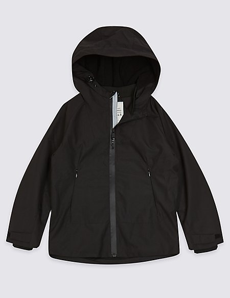 Hooded Tech Jacket (3-16 Years)