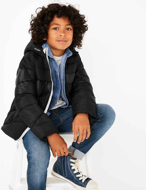 f68dda6a05d Boys Coats And Jackets | M&S