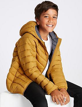Lightweight Padded Coat(3 - 16 Year)