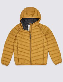 Lightweight Padded Coat (3-16 Years)