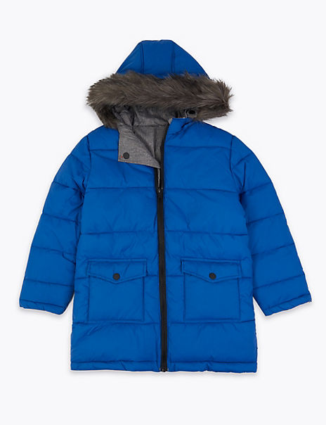 Reversible Parka (3-16 Years)