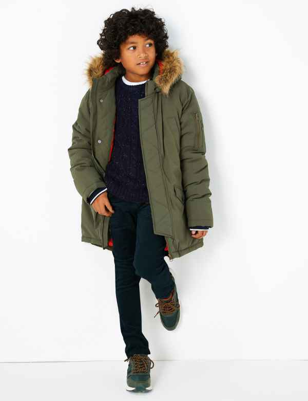 coupon codes factory best selection of 2019 Boys' Coats | Boys' Jackets | M&S