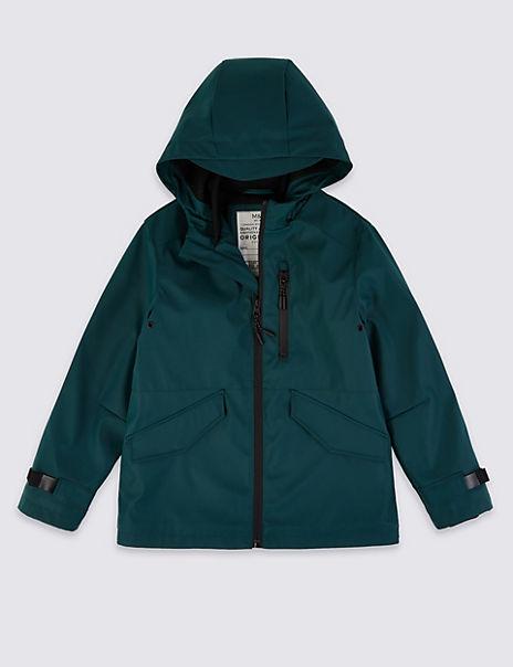 Stormwear™ Hooded Fisherman Coat (3-16 Years)