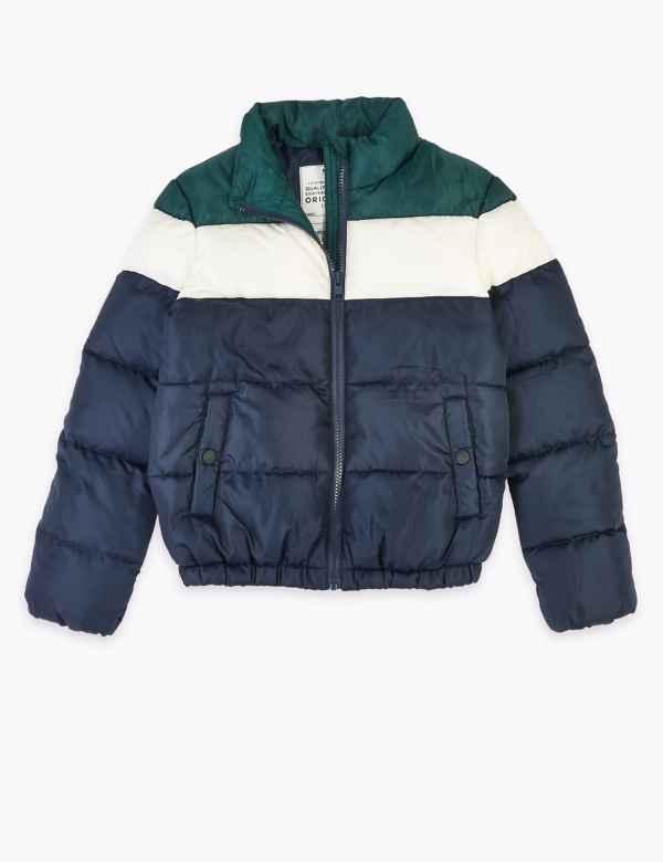 d1e709b29 Boys Coats And Jackets | M&S
