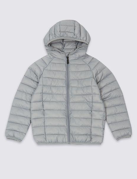 Lightweight Padded Coat with Stormwear™ (3-14 Years)