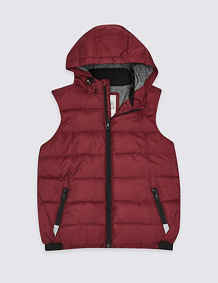 Quilted Gilet (3-16 Years)
