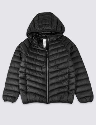 Lightweight Hooded Coat (3-16 Yrs)