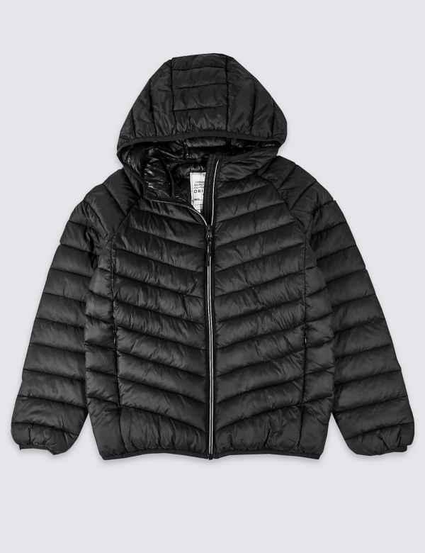 f7b576aa807 Padded Coat (3-16 Years)